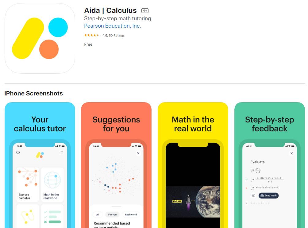 AIDA je AI pomoć za diferencijlni i integralni račun