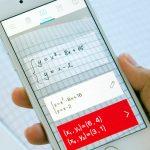PhotoMath matematika pri ruci