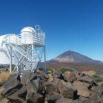 ESA - Instituto de Astrofísica de Canarias Tenerife