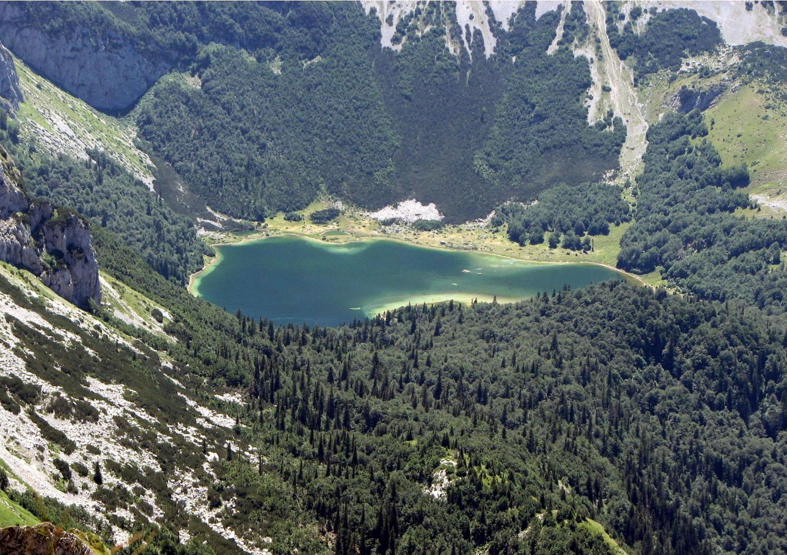 Maglic - Trnovačko jezero
