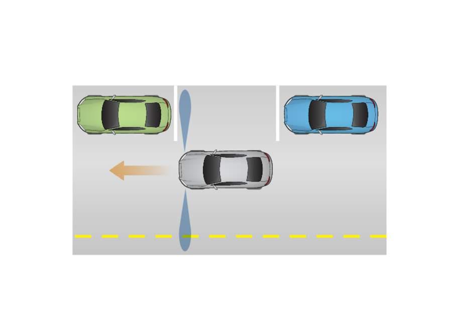 Senzori za parkiranje