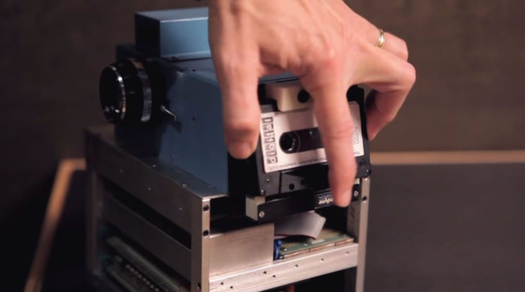 Kodak - Prva digitalna kamera sa CCD