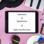 Koja je razlika između digitizacije, digitalizacija i digitalne transformacije?