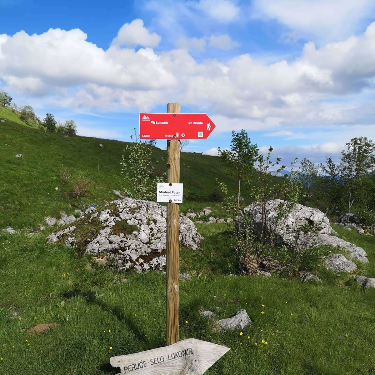 Staza za Lukomir