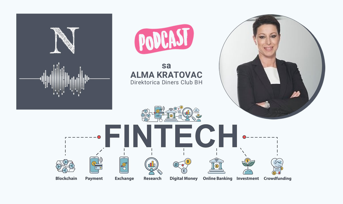 Podcast FinTech Diners BiH