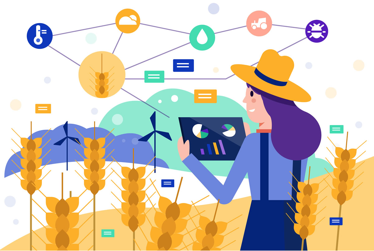 digitalizacije poljoprivrede farma 4.0.