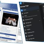 Facebook prije i sada