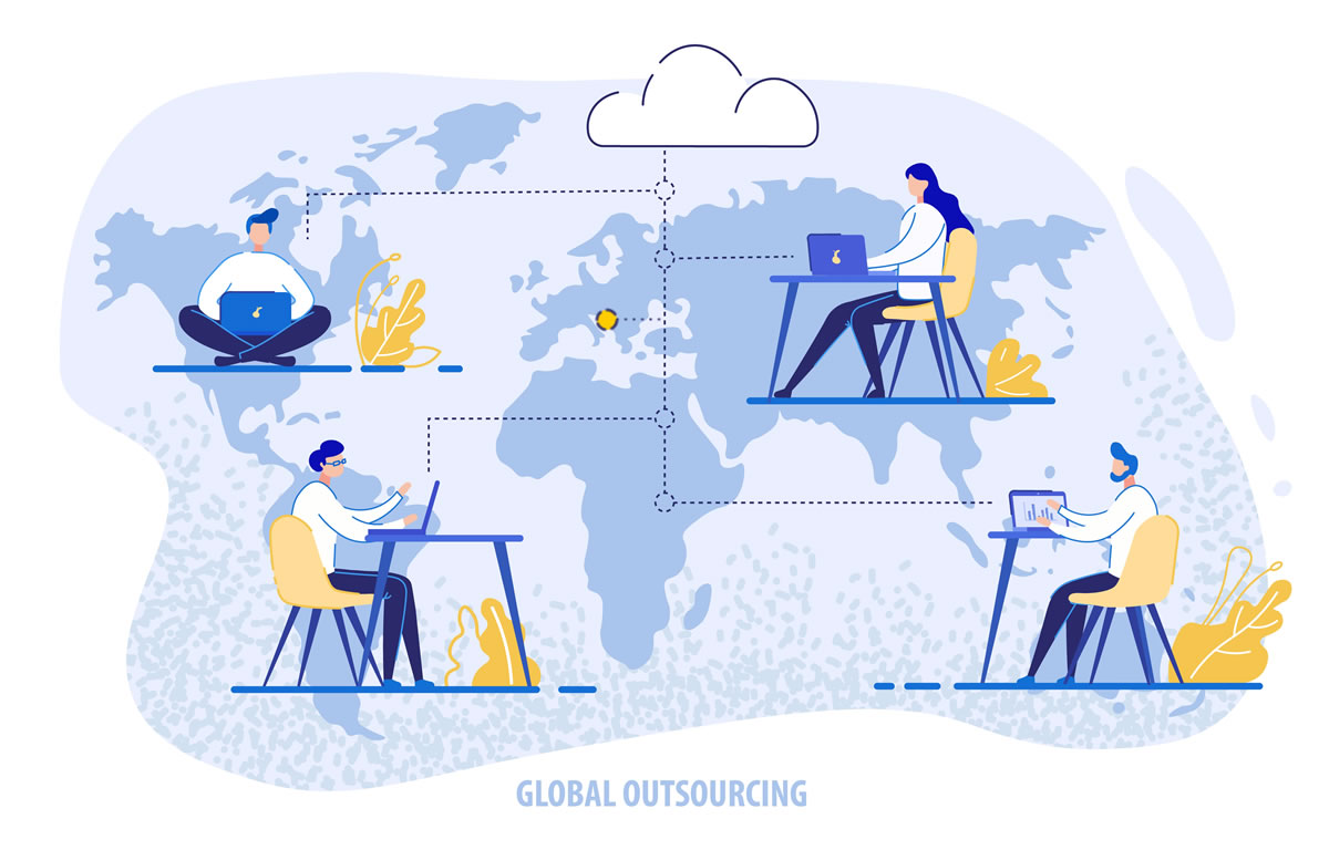 outsourcing absl