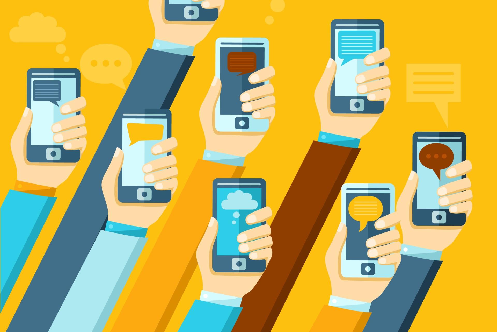aplikacije za razmjenu poruka